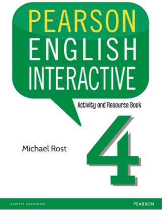 Obrazek Pearson English Interactive 4 Activity and Resource Book