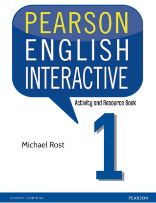 Obrazek Pearson English Interactive 1 Activity and Resource Book