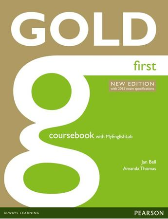 Obrazek dla kategorii Gold First NEW EDITION with 2015 exam specifications