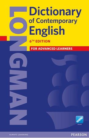 Obrazek dla kategorii Longman Dictionary of Contemporary English 6th edition
