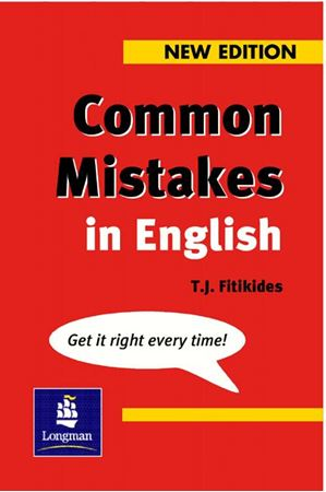 Obrazek dla kategorii Common Mistakes in English
