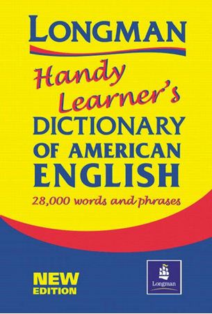 Obrazek dla kategorii Longman Handy Learner's Dictionary of American English