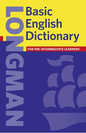 Obrazek dla kategorii Longman Basic English Dictionary