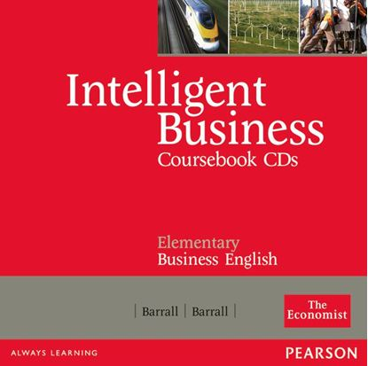 Obrazek Intelligent Business Elementary.     CD do Podręcznika
