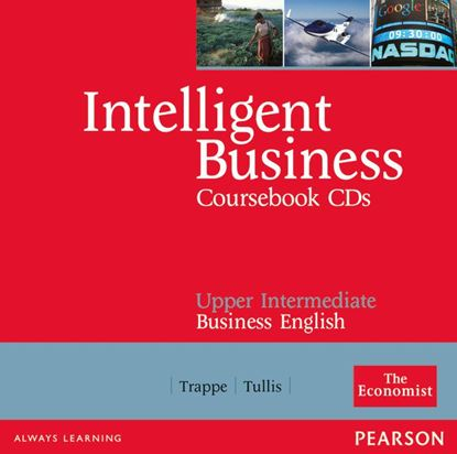 Obrazek Intelligent Business Upper Intermediate.     CD do Podręcznika