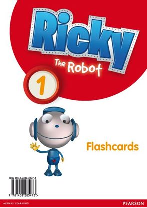 Obrazek Ricky The Robot 1 Flashcards