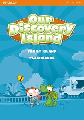 Obrazek Our Discovery Island 1. Flashcards
