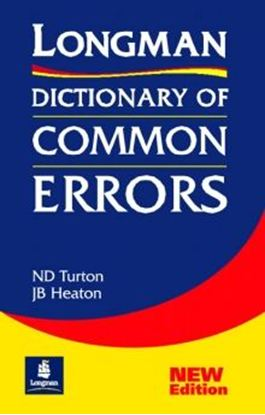 Obrazek Longman Dictionary Of Common Errors