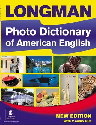 Obrazek Longman Photo Dictionary American English + CD