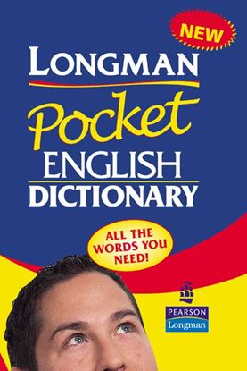 Obrazek Longman Pocket English Dictionary    Twarda Oprawa