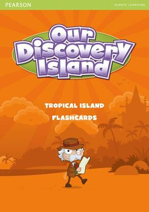 Obrazek Our Discovery Island 2.    Flashcards