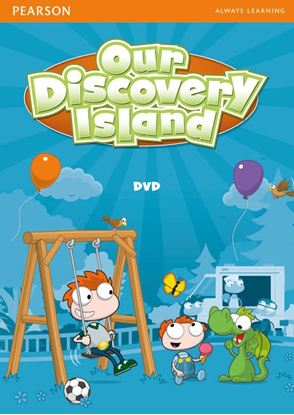 Obrazek Our Discovery Island Starter-1. DVD