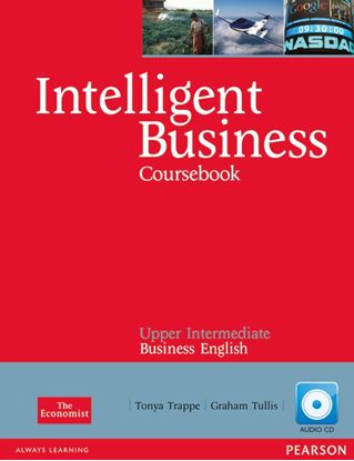 Obrazek Intelligent Business Upper Intermediate. Podręcznik + CD