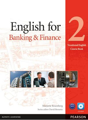 Obrazek English for Banking & Finance 2. Podręcznik + CD