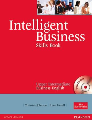 Obrazek Intelligent Business Upper Intermediate. Skills Book + CD