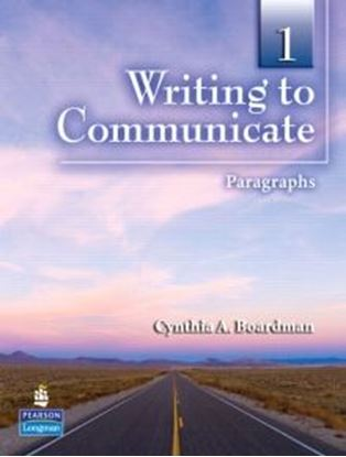 Obrazek Writing to Communicate Book 1: The Paragraph