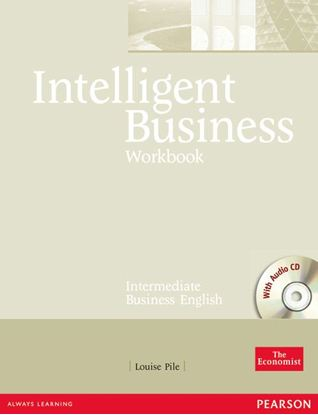 Obrazek Intelligent Business Intermediate. Ćwiczenia + CD