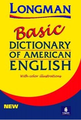 Obrazek Longman Basic Dictionary of American English