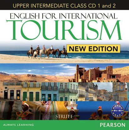 Obrazek English for International Tourism Upper-Intermediate. CD do Podręcznika