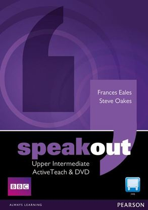 Obrazek Speakout Upper-Inter Active Teach IWB