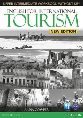 Obrazek English for International Tourism Upper-Intermediate. Ćwiczenia bez Klucza + CD