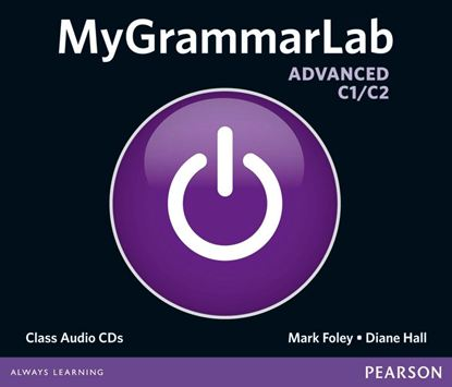 Obrazek MyGrammarLab Advanced CD do Podręcznika