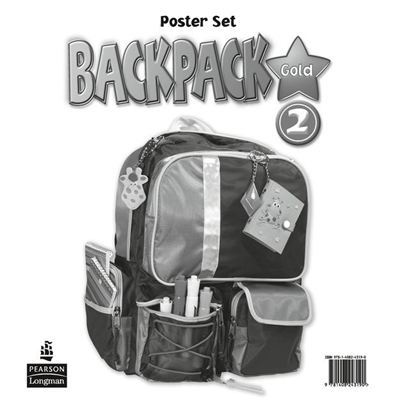 Obrazek Backpack Gold 2. Posters