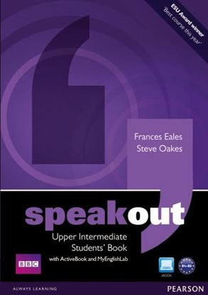 Obrazek Speakout Upper Intermediate.   Podręcznik + Active Book + DVD + MyEnglishLab