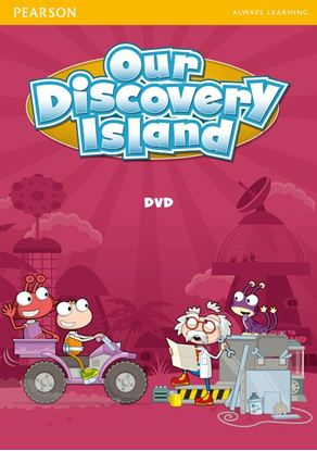 Obrazek Our Discovery Island  3 Space Island DVD