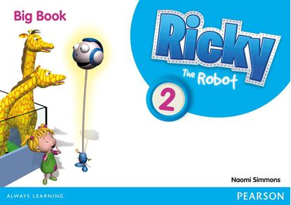 Obrazek Ricky the Robot 2.   Big Book