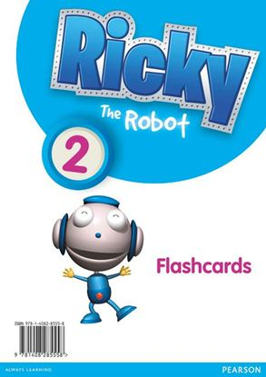 Obrazek Ricky the Robot 2.   Flashcards