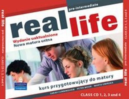 Obrazek Real Life Pre-Inter REV Class CD