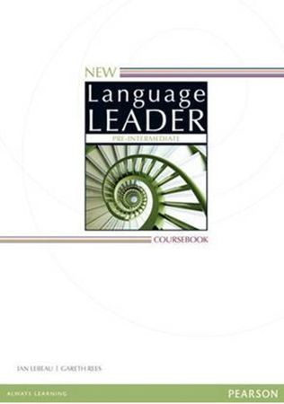 Obrazek dla kategorii New Language Leader Pre-Intermediate