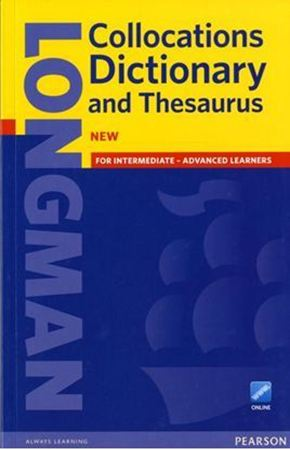 Obrazek dla kategorii Longman Collocations Dictionary and Thesaurus