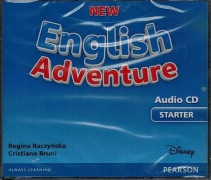 Obrazek New English Adventure Starter. CD do Podręcznika