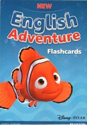 Obrazek New English Adventure 1. Flashcards