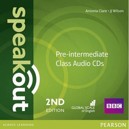 Obrazek Speakout 2ed Pre-Intermediate Class CD