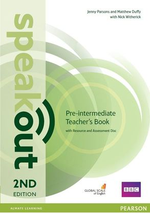 Obrazek Speakout 2ed Pre-Intermediate Teacher's Guide with Resource & Assessment Disc Pack