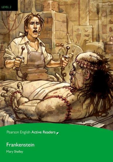 an analysis of victor frankenstein as the real monster in frankenstein by mary shelley
