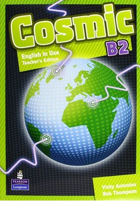 Obrazek Cosmic B2 Use of English Teacher's Guide