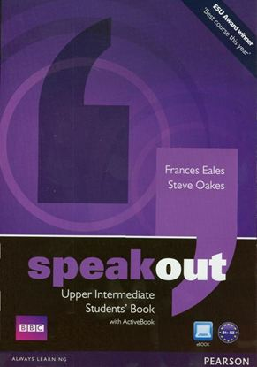 Obrazek Speakout Upper Intermediate. Podręcznik + Active Book + DVD