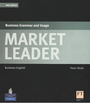 Obrazek Market Leader.    Business Grammar And Usage