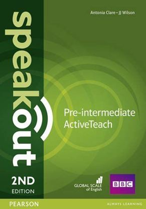 Obrazek Speakout 2ed Pre-Intermediate Active Teach IWB