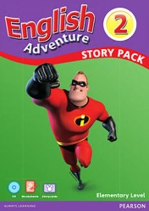 Obrazek English Adventure 2 Story Cards Elementary Pack