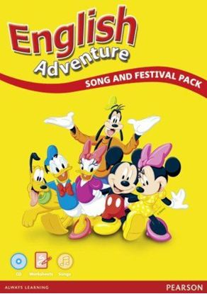 Obrazek English Adventure Song And Festival Pack
