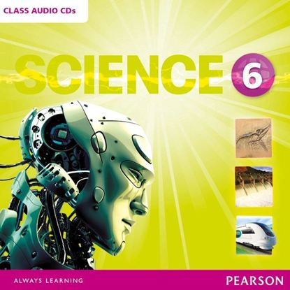 Obrazek Big Science 6 Class CD (1)
