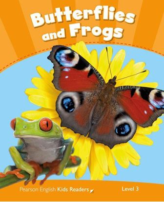 Obrazek Butterflies and Frogs
