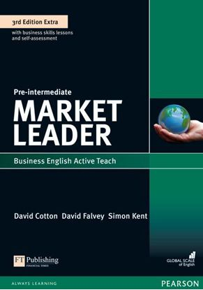Obrazek Market Leader 3rd Edition Extra Pre-Intermediate Active Teach CD-ROM