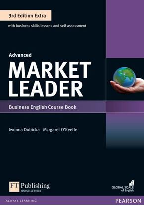 Obrazek Market Leader 3rd Edition Extra Advanced Coursebook with DVD-ROM Pack