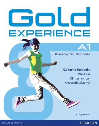 Obrazek Gold Experience A1 Language and Skills Workbook